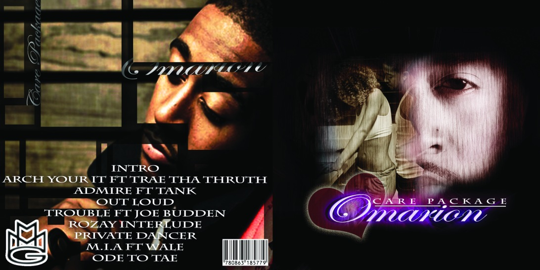 Omarion Care Package by Tb Designz