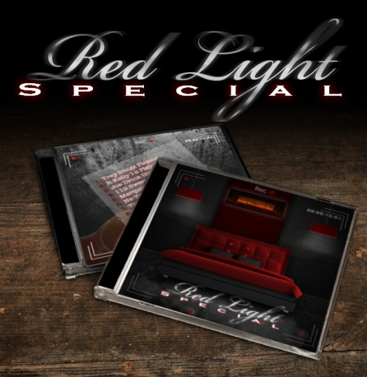 Red Light Mockup